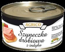 konserwy Agrico